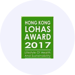 Hong Kong LOHAS Award 2017 Best Natural Anti-Aging Product / Best Health Supplement Product